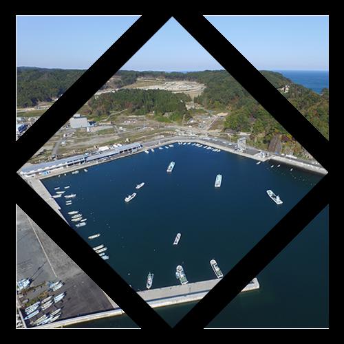<p class='mds'>環境建設事業</p><p>公共事業を主とした、道路、橋、ダム、漁港等の工事に対応。<br>長期間にわたって安全・安心に利用できるインフラ整備を目指します。</p>
